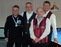 Bayerische Meisterschaft 2017 im Einband Kl. I/II