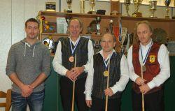 Bayerische Meisterschaft 2014/15 im Cadre 52/2